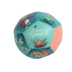 Balle souple - Dans la jungle