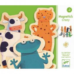 Magnetiques - crazy animaux