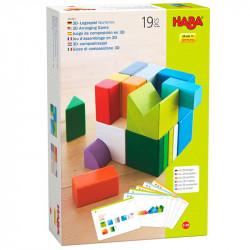 Jeu d assemblage 3D Cubes Mix