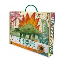 Maquette 3D - Stégosaure