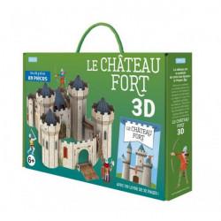 Maquette 3D - Le Château Fort