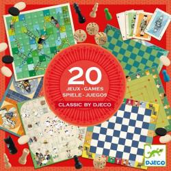 Jeu classique - Classic box