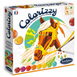Colorizzy - Chevaux