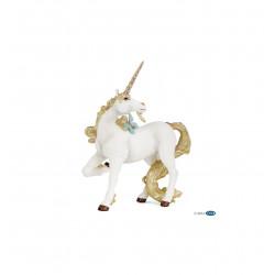 Licorne dorée