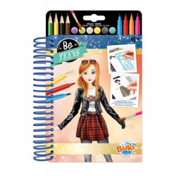 Be Teens - Carnet de Mode -...