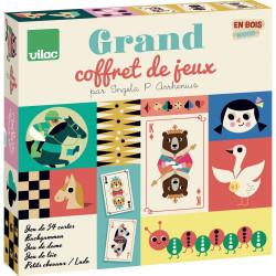 Grand Coffret Multi-jeux -...