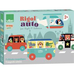 Rigol Auto -  Ingela P....