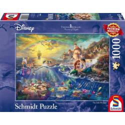 Puzzle 1000 pcs - Arielle...