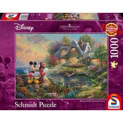 Puzzle 1000 pcs - Mickey &...