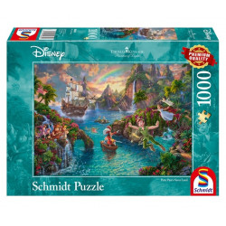 Puzzle 1000 pcs - Peter Pan