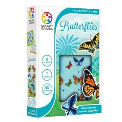 Jeu casse tête - Butterflies