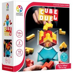 Jeu de logique - Cube Duel