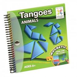 Jeu magnétique - Tangrams...
