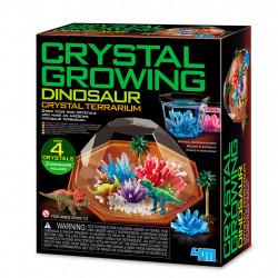 Cristaux - Dinosaure