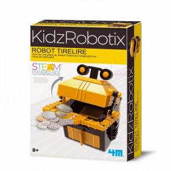 Robot Tirelire - 4M