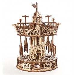 Maquette Ugears - Carousel