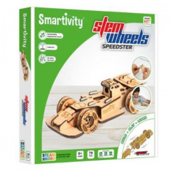 Smartivity - Stem Wheels...