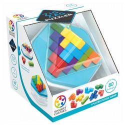 Cube Puzzle Zig Zag
