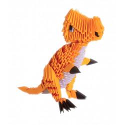 Origami 3D - T-Rex