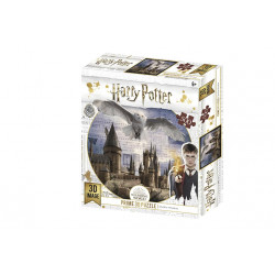 Puzzle 3D Harry Potter...