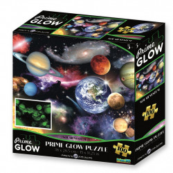 Puzzle phosphorescent...