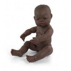 Poupée Bébé Fille Africaine...