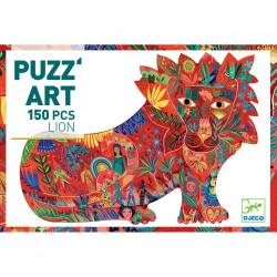 Puzz Art - Lion 150 pcs