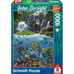Puzzle 1000 pcs - Cascade