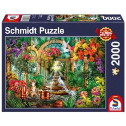 Puzzle 2000 pcs - Verriere...