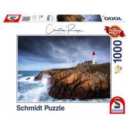 Puzzle 1000 pcs - phare de...