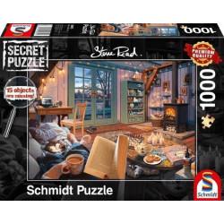 Puzzle 1000 pcs -  Maison...