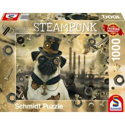 Puzzle 1000 pcs - Chien...