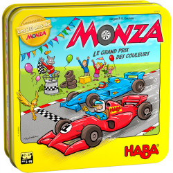 Monza - Boite métal 20 ans