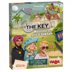 The key - Meutres au Golf d...