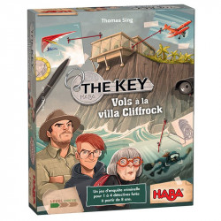 The key - Vols a la villa...