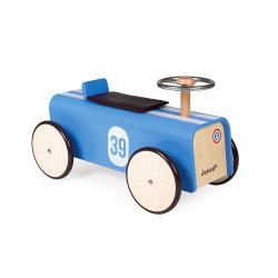 Porteur voiture Bleu