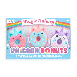 Gommes Donuts Licorne...
