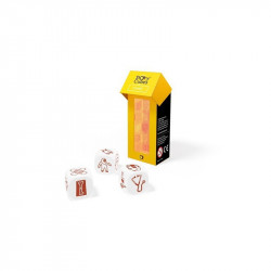 Story cube Mix Jaune - Medic