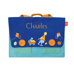 Cartable - Chariot - A broder