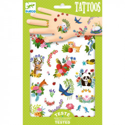 Tatouages - Happy spring