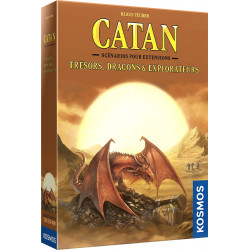 Catan - Extension Trésors...