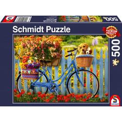Puzzle - Sortie dominicale...