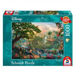 Puzzle 1000pcs - Disney Le...
