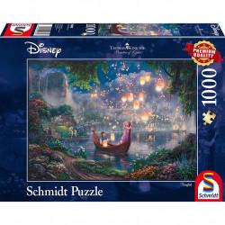 Puzzle 1000 pcs - Raiponce