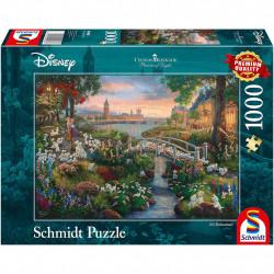 Puzzle 1000pcs - Disney 101...