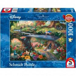 Puzzle 1000 pcs - Alice au...