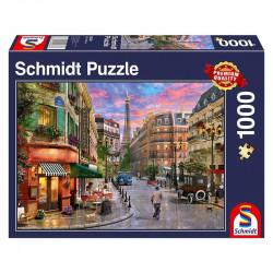 Puzzle 1000pcs - Vue sur la...