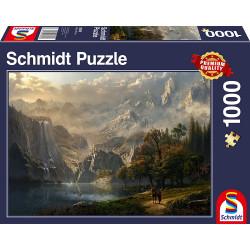 Puzzle 1000pcs - Cascade...