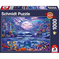 Puzzle 1000 pcs - Au clair...