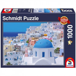 Puzzle 1000 pcs - Santorini...